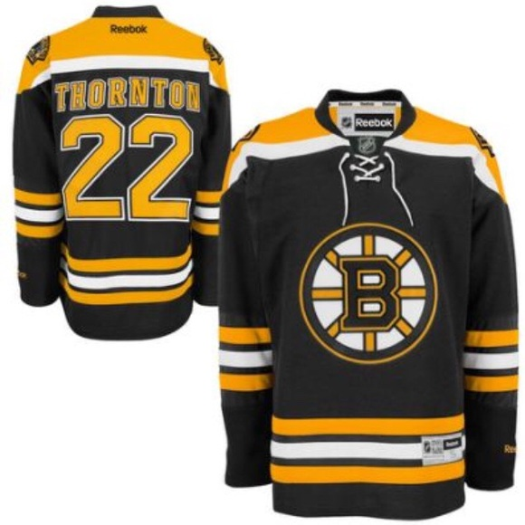 b04f8003fcd Reebok Shirts | Boston Bruins 22 Shawn Thornton Jersey 2x | Poshmark
